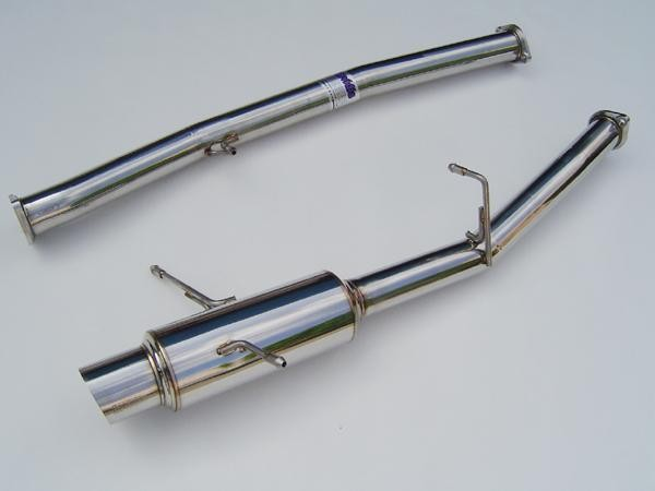 Invidia Racing Series Catback Exhaust WRX/STi 2002-2007