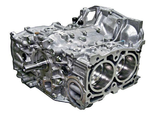 EJ257 built engines