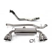 "COBB 3"" SS Turboback Exhaust Subaru STi 2008-2011"
