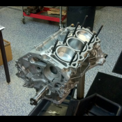 VTR VQ35 STAGE 2 SHORT BLOCK