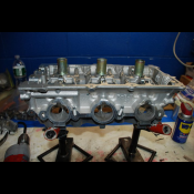 VTR VQ35 Stage 2 Cylinder Head