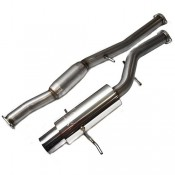 GReddy RS Catback Exhaust Acura RSX Type-S 2002-2006