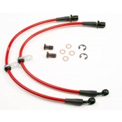 Agency Power Front Brake Lines Subaru WRX / STi