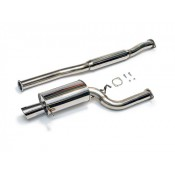 AMS Cat Back Exhaust 3in Stainless Subaru WRX / STI 2002-2007
