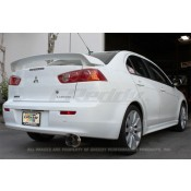 GReddy RS Catback Exhaust Mitsubishi Lancer GTS 2008-2011