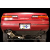 GReddy RS Catback Exhaust Nissan 240sx 1991-1994