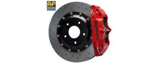 AP Racing 6 Piston BBK 350Z / G35 Brake Kit