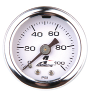 Fuel Pressure Regulator Gauges
